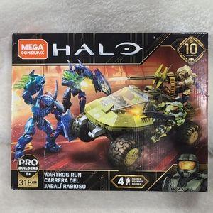 HALO LEGO PRO Builders